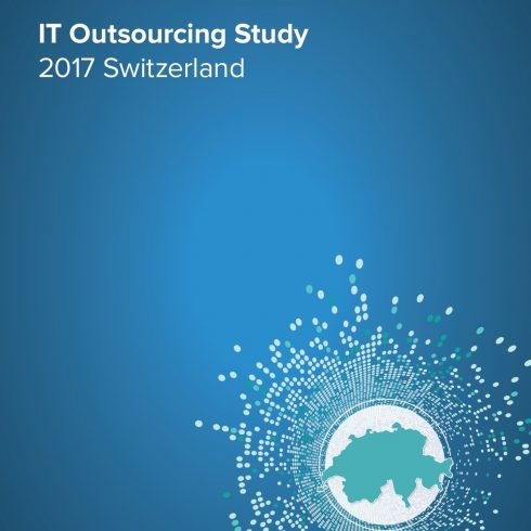 Management Summary: IT-Outsourcing Study Switzerland 2017