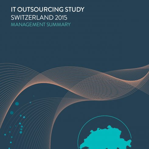 Management Summary: IT-Outsourcing Study Switzerland 2015