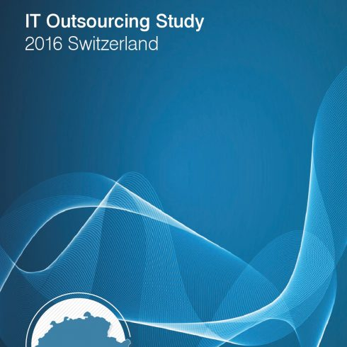 Management Summary: IT-Outsourcing Study Switzerland 2016